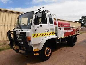 Fire truck 1995 Isuzu FSS 500 4x4 Midvale Mundaring Area Preview