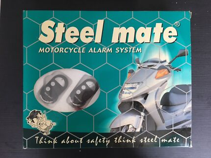 Steel mate/ motorcycle alarm system