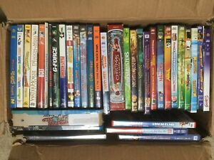 DVD Disney ,Dreamworks, WB