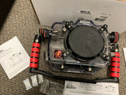 Ikelite Underwater Housing for Nikon D750 (6812.75) - Great Condition