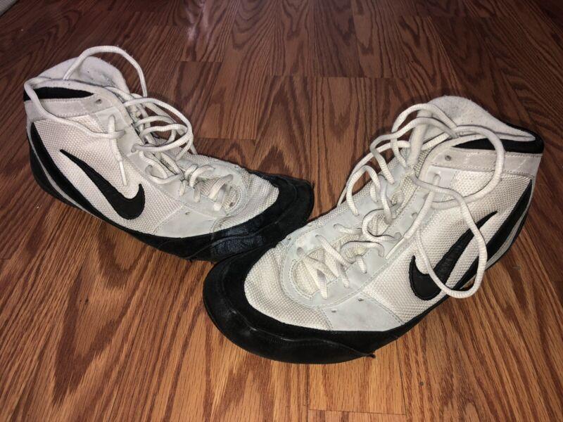 Nike 360 Wrestling Shoes Rare Size 8.5