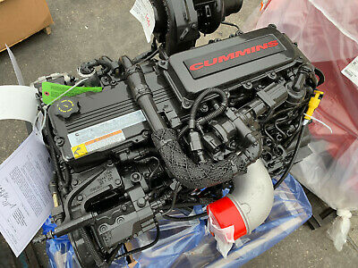 Brand New Cummins Qsb 6.7 Engine With Egr Cpl 3098 3094 3857