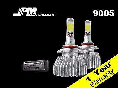 30W 9005 LED High Beam  Bulb 6500K White High Power for HONDA 05-16 Odyssey