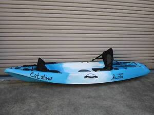 "Adult plus Child Seat Kayak CKS One ""N"" Half Mona Vale Pittwater Area Preview"