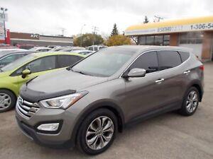2013 Hyundai Santa Fe Sport 2.0T Premium Sport / Limited