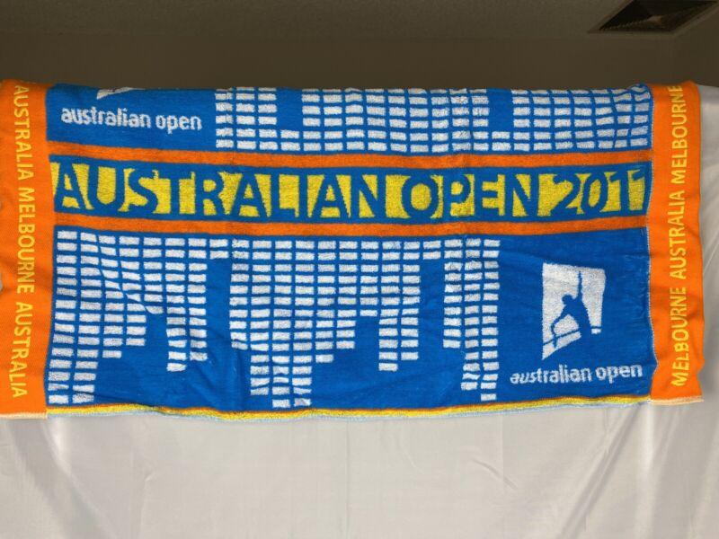 New Australian Open 2011 Tennis Blanket With Bag