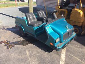 Harey davidson 3 wheeled good cart!!$1300
