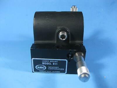 Newport Nrc Optics W 2 Micrometers -- Model 811 -- Used