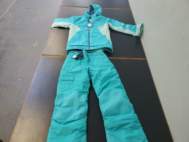 Columbia Snow  Youth L Snow Problem Jacket with Outgrown System bugaboo II PANTS