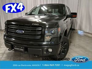 2014 Ford F-150 FX4, 4X4, ATTACHE REMORQUE