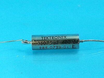 TEKTRONIX .005 UF 400 V VOLT PTM CAPACITOR BEST AUDIO TONE CAP EVER GUITAR