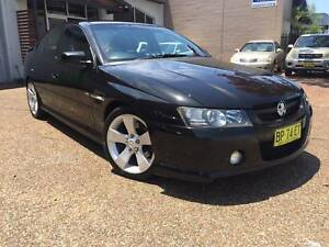 2005 Holden Commodore SSZ VZ 5.7L V8 - Leather, Auto