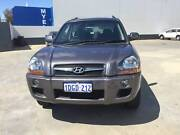 2008 Hyundai Tucson City Top of range Perfect condition Welshpool Canning Area Preview
