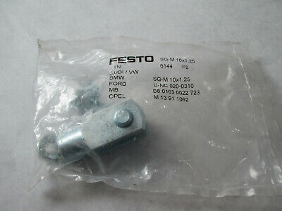 New Festo Sg-m 10x1.25 Pneumatic Cylinder Piston Rod Attachment