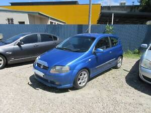 2006 Holden Barina Manual Hatchback 6 MONTHS REGO Westcourt Cairns City Preview