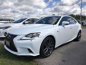 Lexus IS lease takeover $485/ Month!!