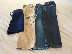 Size 3 boys jeans and shorts Middleton Alexandrina Area Preview