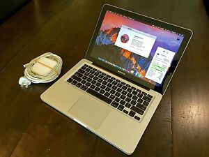 MacBook Pro 13inch 2012, 2.5Hz i5, 4GB RAM, 500GB HDD Brisbane City Brisbane North West Preview