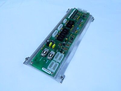 Used Whelen Lflsc Serial Control B-link Lfl Patriot Lightbar Io Assem Board