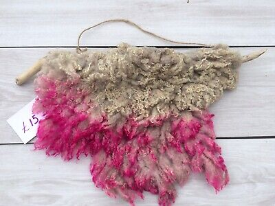 Cruelty Free Wool Wall Hanging
