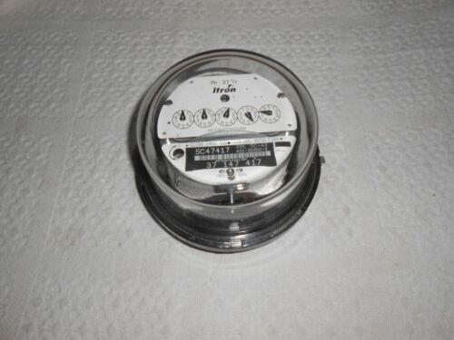 120v or 240v ITRON  Electric KILOWATTHOUR METER