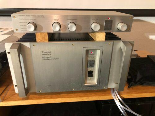 Threshold Amplifier-Preamplifier - FET - T- SA - S -SL - upgrade- repair service