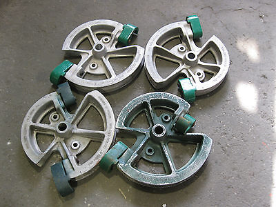 Greenlee 1818 Mechanical Bender Shoe 114-112 Rigid Conduit 18828