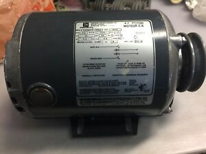 Emerson Motors- 1/3 HP $60