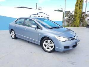 07 Civic Only 63000 Km Leather Free Warranty!!! Maddington Gosnells Area Preview
