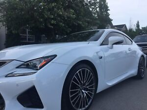 2015 Lexus RC F for SALE 56212kms