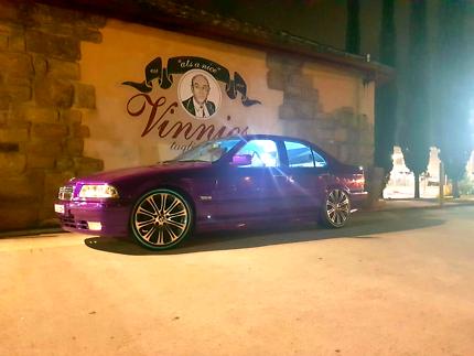 SHOW CAR BMW 318I E36