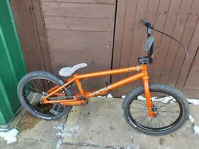 WETHEPEOPLE TRUST  2011  BMX BIKE  CRO-MOLY 4130 , WE THE PEOPLE