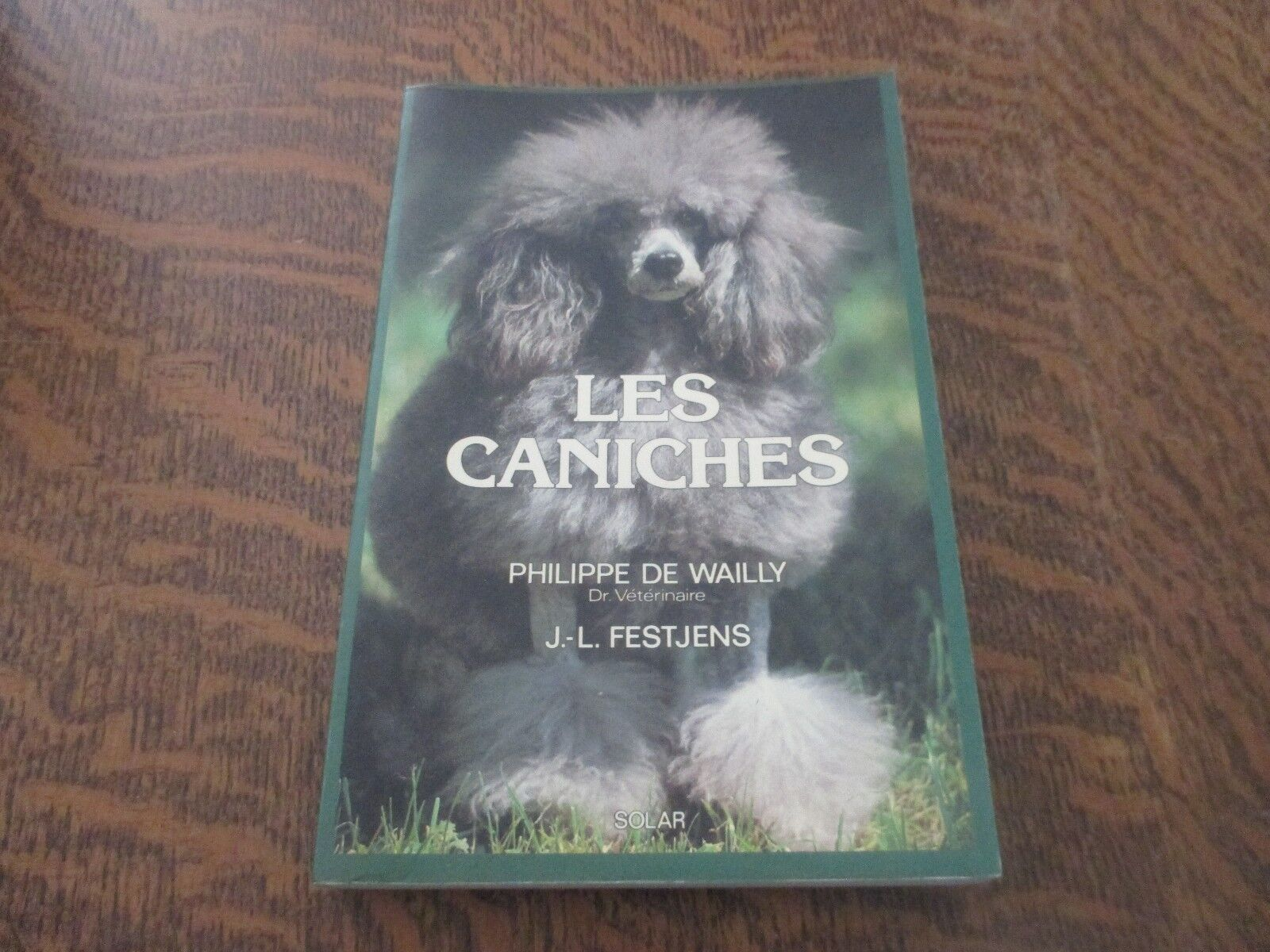 Les caniches - philippe de wailly