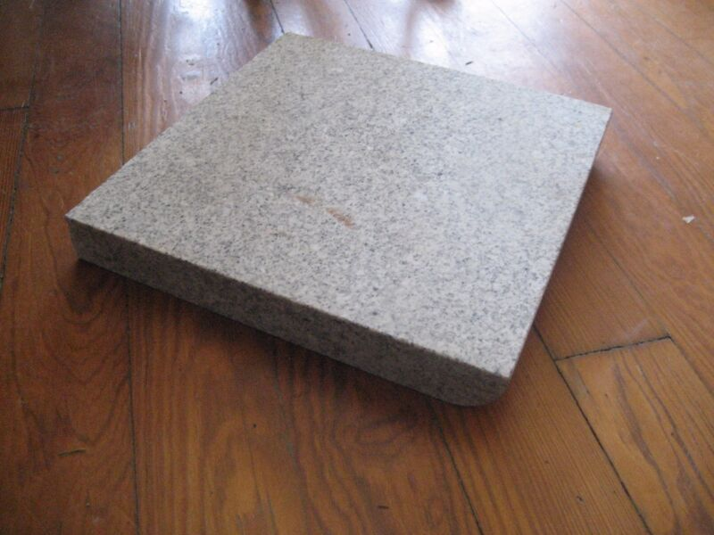 Granite Slab for Leather Tooling Craft - 1 square foot Cheese Cutting Board