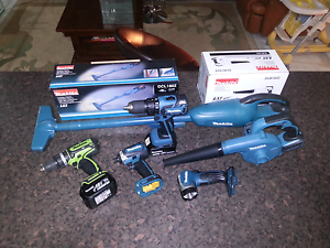 Brand New Makita 6 Piece Brushless Combo Kit NO CHARGER Kelmscott Armadale Area Preview
