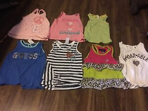 65 girl items size 3-4