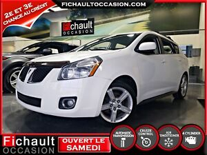 Pontiac Vibe 2009 AUTOMATIQUE*** MAGS*** AIR CLIMATISE***