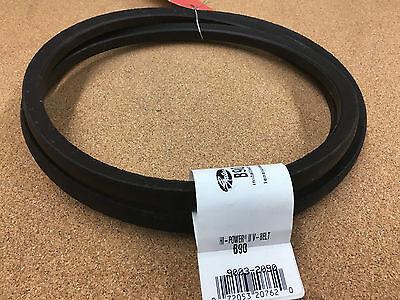 Gates B90 Hi Power Ii V Belt 9003-2009 New With Tags