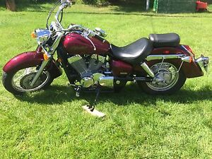 Mint condition! Honda shadow 750