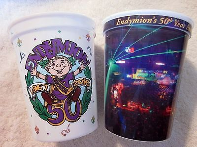 Mardi Gras Cups (ENDYMION SOUVENIR