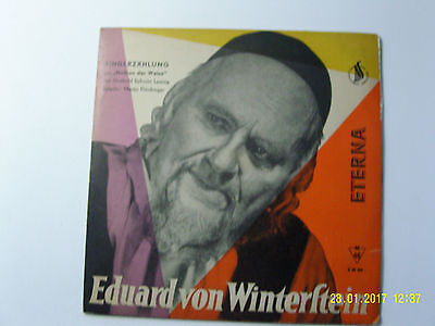 Eduard von Winterftein - Ringerzählung