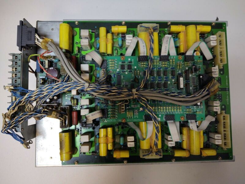Mitsubishi EDM Power Supply Board, NSPA-01-DWC Fx10/FX10K