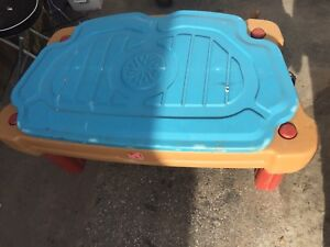 Step 2 sand/water table