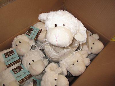 Lamb animal Blanket therapeutic SLEEP SHEEP THROW hug rug heat therapy plush toy