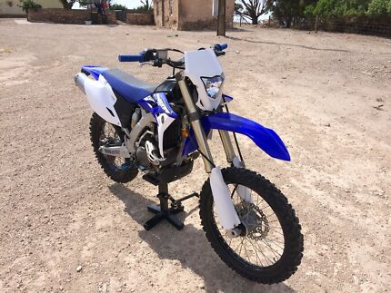Yamaha WR450 2015 - $1000s of dollars of spare parts included