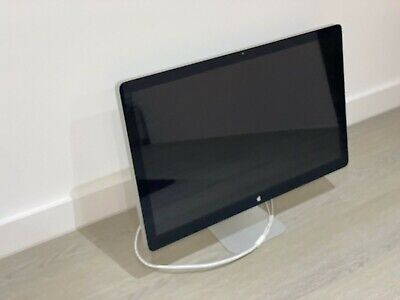 "Apple 27"" Thunderbolt Monitor A1407 LED Widescreen Monitor 2560 X 1440 Display"