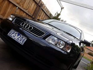 AUDI A3 HATCH 1.8L 2002 Springvale Greater Dandenong Preview