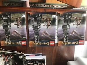 Mega lord of the rings LEGO set