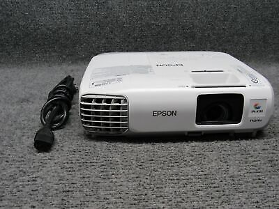 Epson PowerLite 97 H576A 2700 Lumen 3LCD  Multimedia Projector W/ Lamp *Tested*
