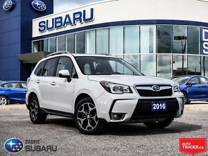 2016 Subaru Forester 2.0XT Limited at